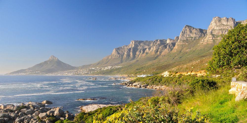 Cape Town Twelve Apostles